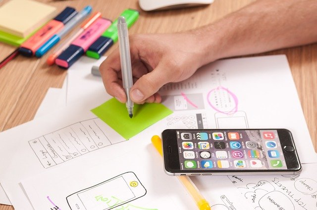 Webdesign Angebot