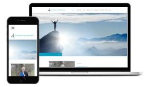 Referenzen webdesign coaching-yoga-,editation.de
